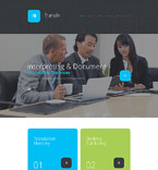 Bootstrap Template #57925
