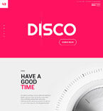 Bootstrap Template #57934