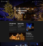 Template 57945 Responsive javascript animated