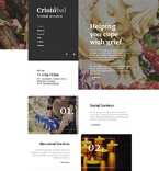 Bootstrap Template #57965