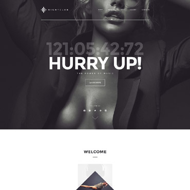 Website Template # 57973