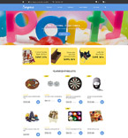 Opencart template 58036 - Buy this design now for only $89