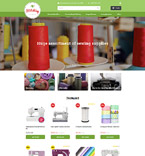 OpenCart Template #58054