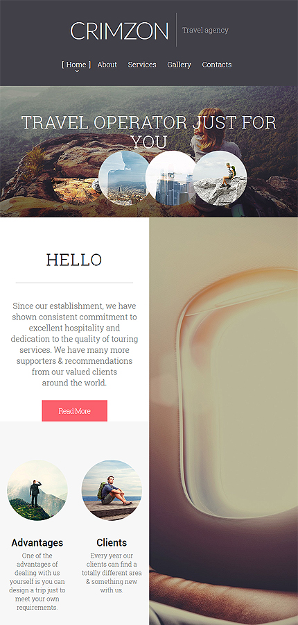 Travel Most Popular website inspirations at your coffee break? Browse for more Responsive JavaScript Animated #templates! // Regular price: $69 // Sources available: .HTML,  .PSD #Travel #Most Popular #Responsive JavaScript Animated