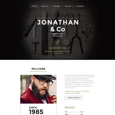 Website Template # 58144