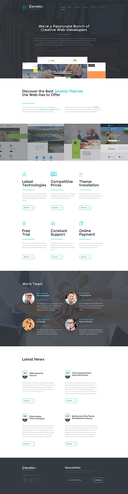 Software Most Popular website inspirations at your coffee break? Browse for more Responsive JavaScript Animated #templates! // Regular price: $69 // Sources available: .HTML,  .PSD #Software #Most Popular #Responsive JavaScript Animated