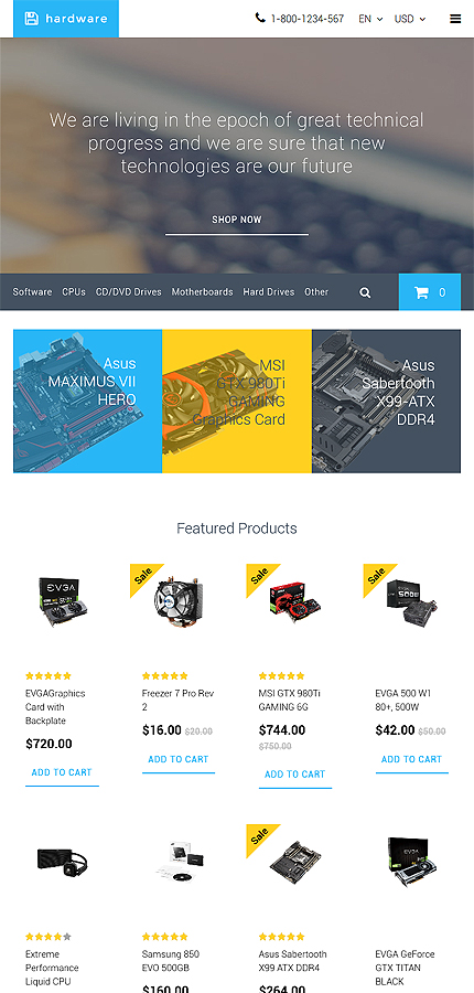 Computers Most Popular website inspirations at your coffee break? Browse for more OpenCart #templates! // Regular price: $45 // Sources available: .PSD, .PNG, .PHP, .TPL, .JS #Computers #Most Popular #OpenCart