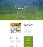Responsive JavaScript Animated Template #58176