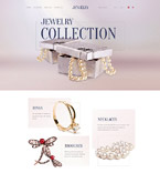 Jewelry OpenCart Template