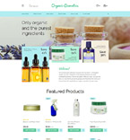 OpenCart Template #58207