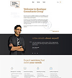 WordPress Template #58218
