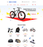OpenCart Template #58232