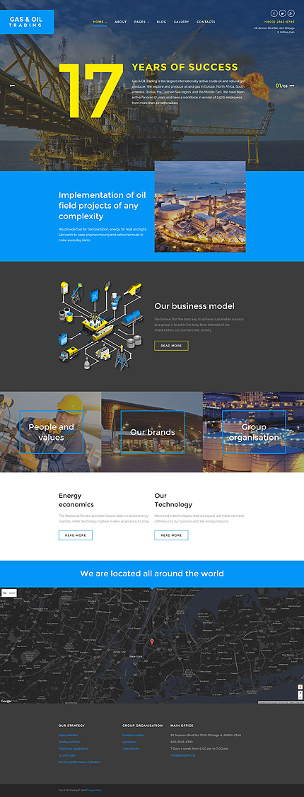 Industrial Most Popular website inspirations at your coffee break? Browse for more Joomla #templates! // Regular price: $75 // Sources available: .PSD, .PHP #Industrial #Most Popular #Joomla