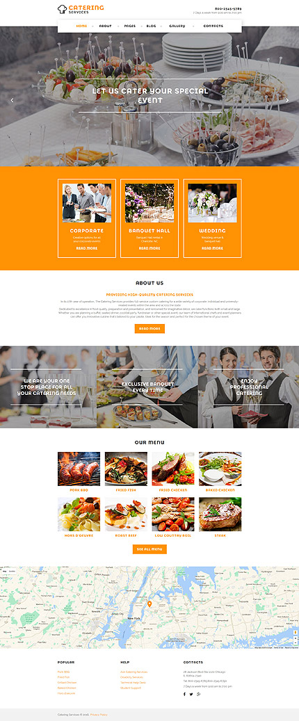 Food & Drink Most Popular website inspirations at your coffee break? Browse for more Joomla #templates! // Regular price: $75 // Sources available: .PSD, .PHP #Food & Drink #Most Popular #Joomla