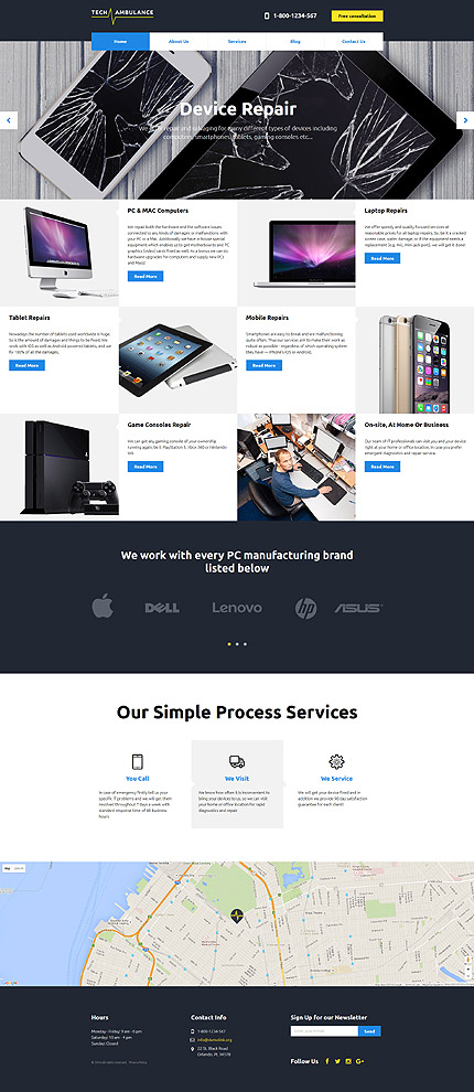 Electronics Most Popular website inspirations at your coffee break? Browse for more Responsive JavaScript Animated #templates! // Regular price: $69 // Sources available: .HTML,  .PSD #Electronics #Most Popular #Responsive JavaScript Animated