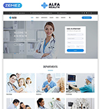 Bootstrap Template #58318