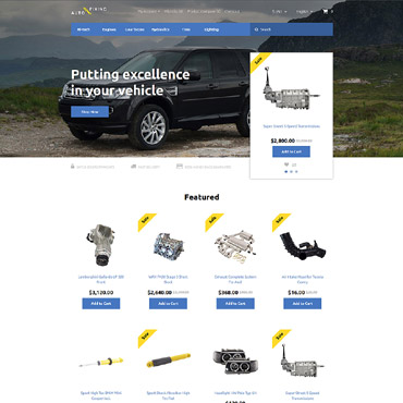 OpenCart Template # 58336