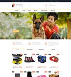 Pets Store PrestaShop Template