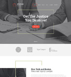 Attorney Group Joomla Template