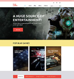 WordPress Template #58412