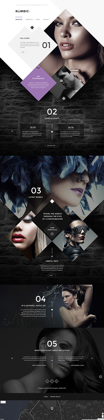 Art & Photography Most Popular website inspirations at your coffee break? Browse for more Responsive JavaScript Animated #templates! // Regular price: $72 // Sources available: .HTML,  .PSD #Art & Photography #Most Popular #Responsive JavaScript Animated