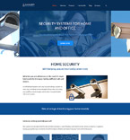 Security Services WordPress Template