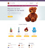 Toys OpenCart Template