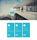 Moto CMS HTML Template #58473