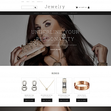 MotoCMS Ecommerce Template # 58487