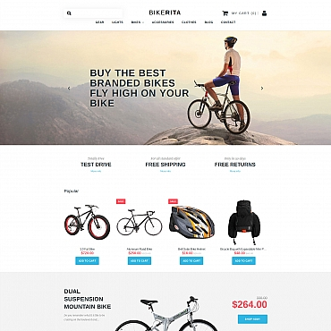 MotoCMS Ecommerce Template # 58490