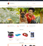 Pets Magento Template
