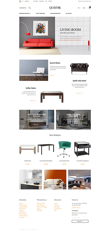 Real Estate Most Popular website inspirations at your coffee break? Browse for more Magento #templates! // Regular price: $179 // Sources available: .PSD, .XML, .PHTML, .CSS #Real Estate #Most Popular #Magento