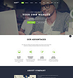 Bootstrap Template #58530