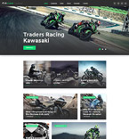 Motor WordPress Template