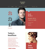 Bootstrap Template #58603