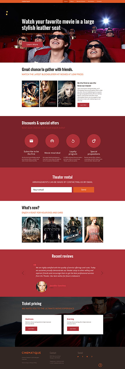 Entertainment Most Popular website inspirations at your coffee break? Browse for more Responsive JavaScript Animated #templates! // Regular price: $69 // Sources available: .HTML,  .PSD #Entertainment #Most Popular #Responsive JavaScript Animated