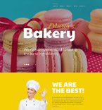 Responsive JavaScript Animated Template #58701