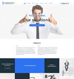 Download Template Monster Website Template 58703