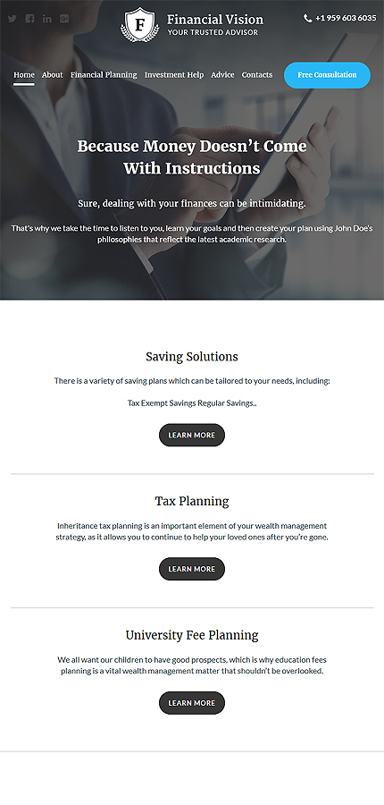 Business Most Popular website inspirations at your coffee break? Browse for more Bootstrap #templates! // Regular price: $72 // Sources available: .HTML,  .PSD #Business #Most Popular #Bootstrap
