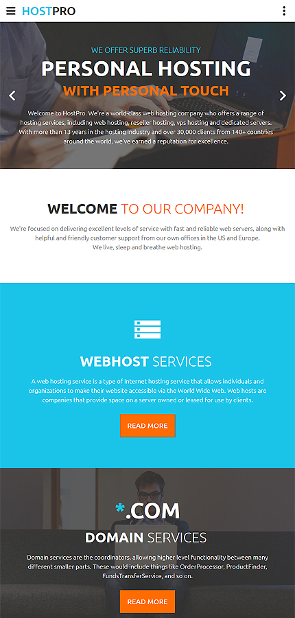 Hosting Most Popular website inspirations at your coffee break? Browse for more Responsive JavaScript Animated #templates! // Regular price: $69 // Sources available: .HTML,  .PSD #Hosting #Most Popular #Responsive JavaScript Animated