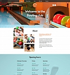 Moto CMS HTML Template #58750