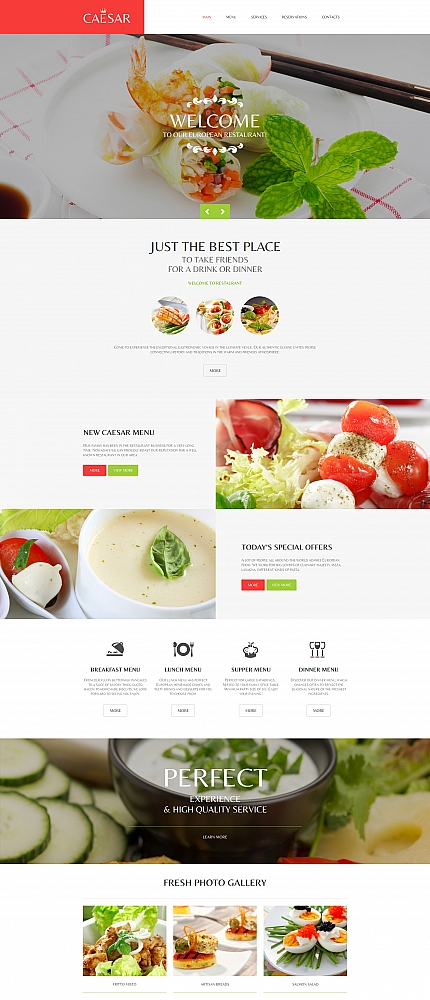 Cafe and Restaurant Most Popular website inspirations at your coffee break? Browse for more Moto CMS HTML #templates! // Regular price: $139 // Sources available:<b>Sources Not Included</b> #Cafe and Restaurant #Most Popular #Moto CMS HTML