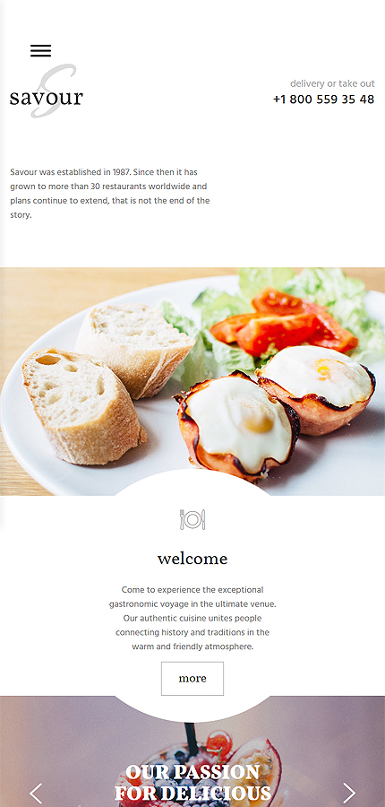 Cafe and Restaurant Most Popular website inspirations at your coffee break? Browse for more Responsive JavaScript Animated #templates! // Regular price: $69 // Sources available: .HTML,  .PSD #Cafe and Restaurant #Most Popular #Responsive JavaScript Animated
