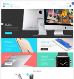 Electronics Magento Template