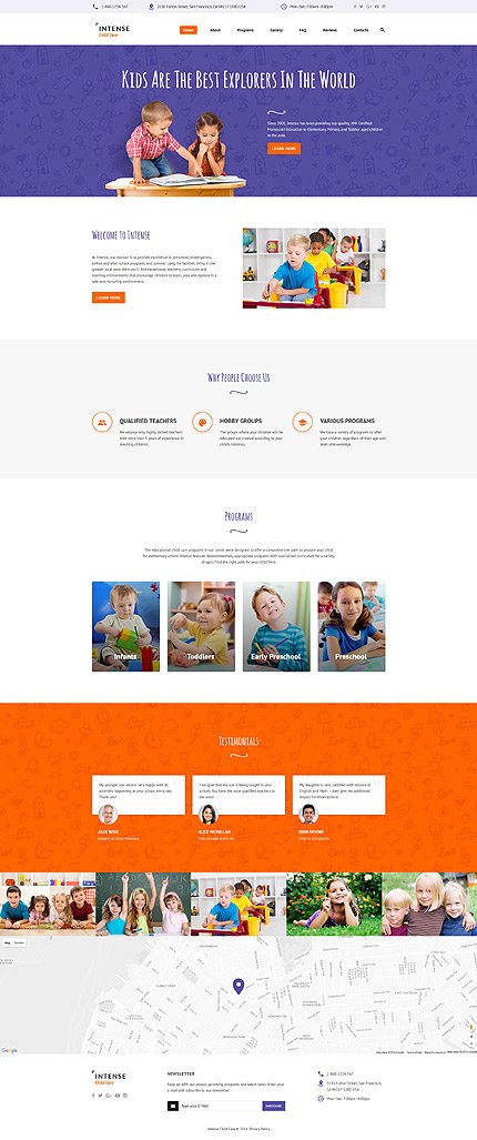 Family Most Popular website inspirations at your coffee break? Browse for more Bootstrap #templates! // Regular price: $59 // Sources available: .HTML,  .PSD #Family #Most Popular #Bootstrap