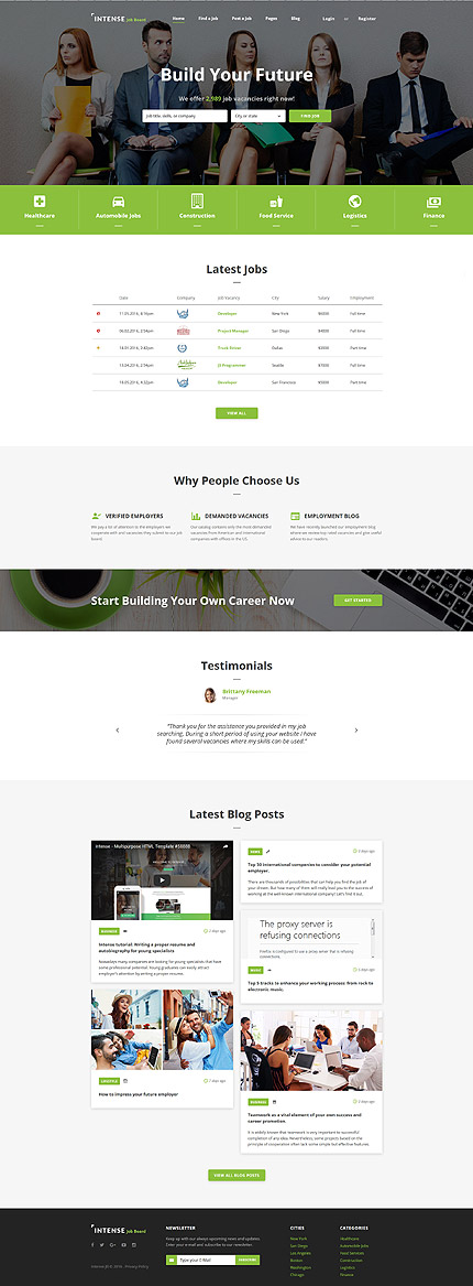 Business Most Popular website inspirations at your coffee break? Browse for more Bootstrap #templates! // Regular price: $59 // Sources available: .HTML,  .PSD #Business #Most Popular #Bootstrap