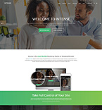 Download Template Monster Website Template 58888