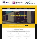 WordPress Template #58890