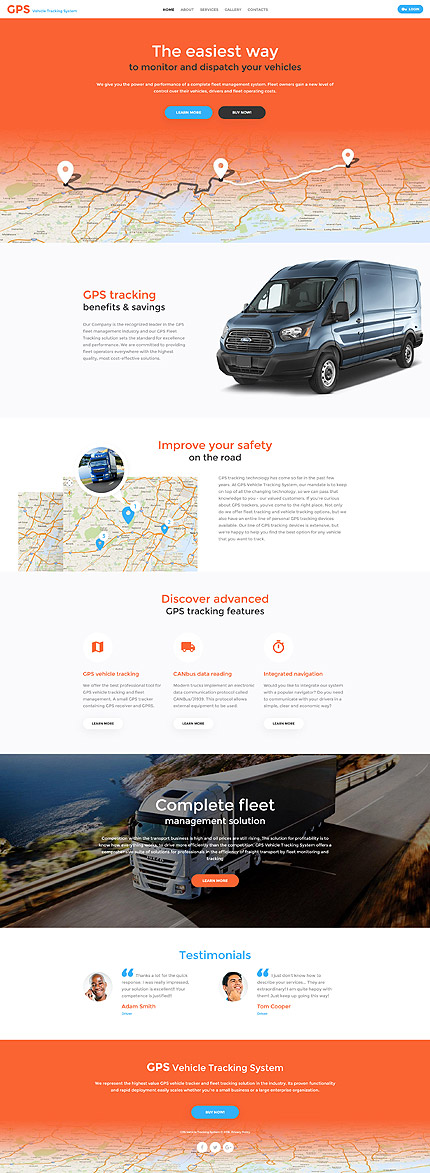 Transportation Most Popular website inspirations at your coffee break? Browse for more Responsive JavaScript Animated #templates! // Regular price: $69 // Sources available: .HTML,  .PSD #Transportation #Most Popular #Responsive JavaScript Animated