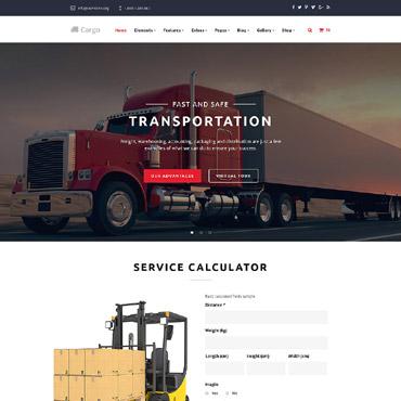 Website Template # 58899
